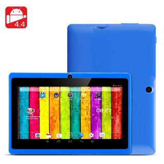7 Inch Tablet - Android 4.4 , Dual Core 1.5GHz CPU, Wi-Fi, Front + Rear Facing Camera (B